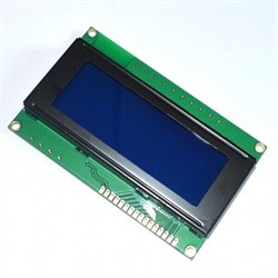 4x20 2004A Mavi LCD Display