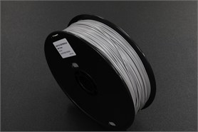 Gri 1,75mm PLA  Wanhao