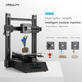Creality CP-01 3in1 3D Printer 3ü1 Arada