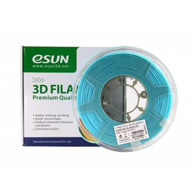 Esun PLA Plus+ Açık Mavi filament 1.75mm  1kg