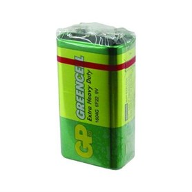 Greencell 9V Pil GP