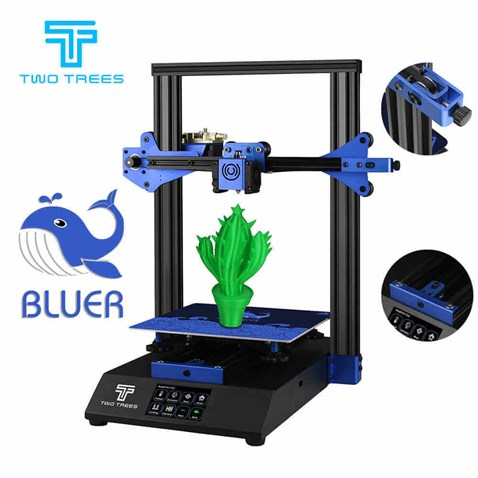 Two Trees Bluer 3D Printer-3D Yazıcı